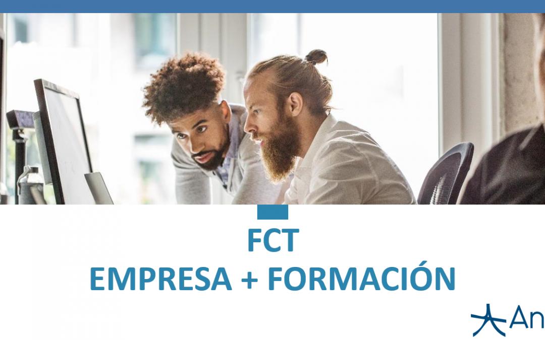 Prácticas FCT Formación en Centros de trabajo en Ciclos Formativos